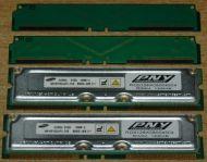 256MB RDRAM RIMM
