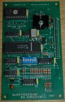 Electrocoin Credit Board