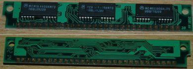 1MB (1Mx9) Motorola