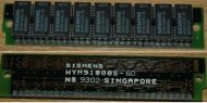 1MB (1Mx9) Siemens 60ns
