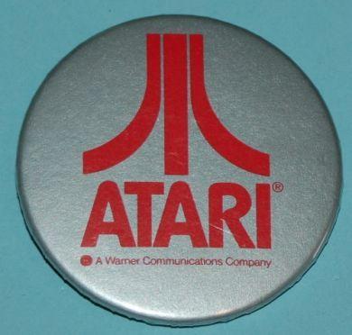 Atari badge
