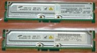 512MB RDRAMM 2x256MB