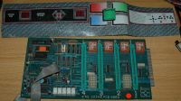 Quatrain Multi JAMMA PCB