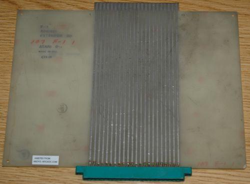 F-1 Extender PCB