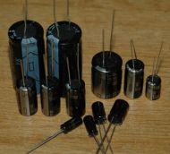 Wells Gardner 6100 cap kit