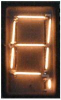 IEE FFD21 Minitron display NOS
