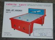 Duel Jet Hockey