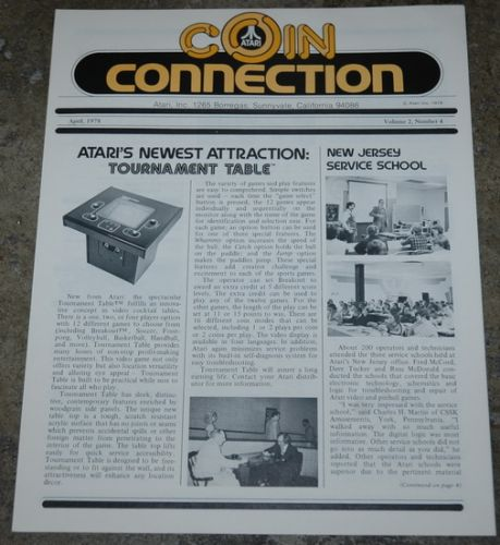 Atari Coin Connection V2 N4