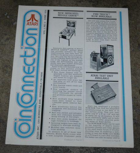 Atari Coin Connection V2 N6