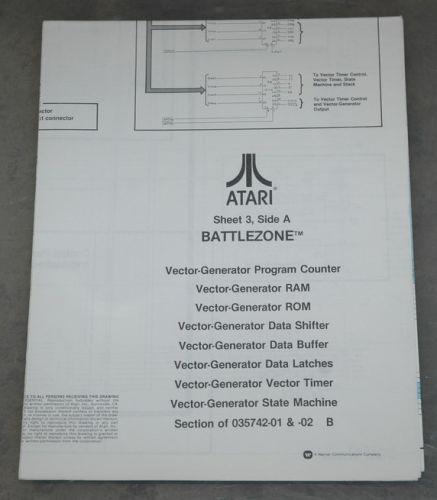 Battlezone Schematic sheet 3