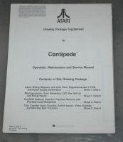 Centipede Schematic Sheet 1