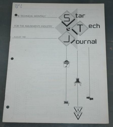 Star Tech Journal V3 N6