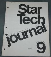 Star Tech Journal V3 N9