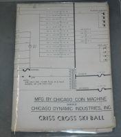 Criss Cross Ski Ball