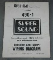 Rock-Ola 490-1 Super Sound