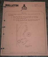 Atari Service Bulletin B-A008 Time 2000